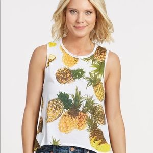 Chaser Pineapple Shirt
